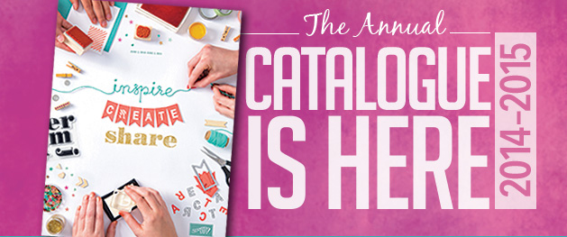 Stampin'Up! Catalogue