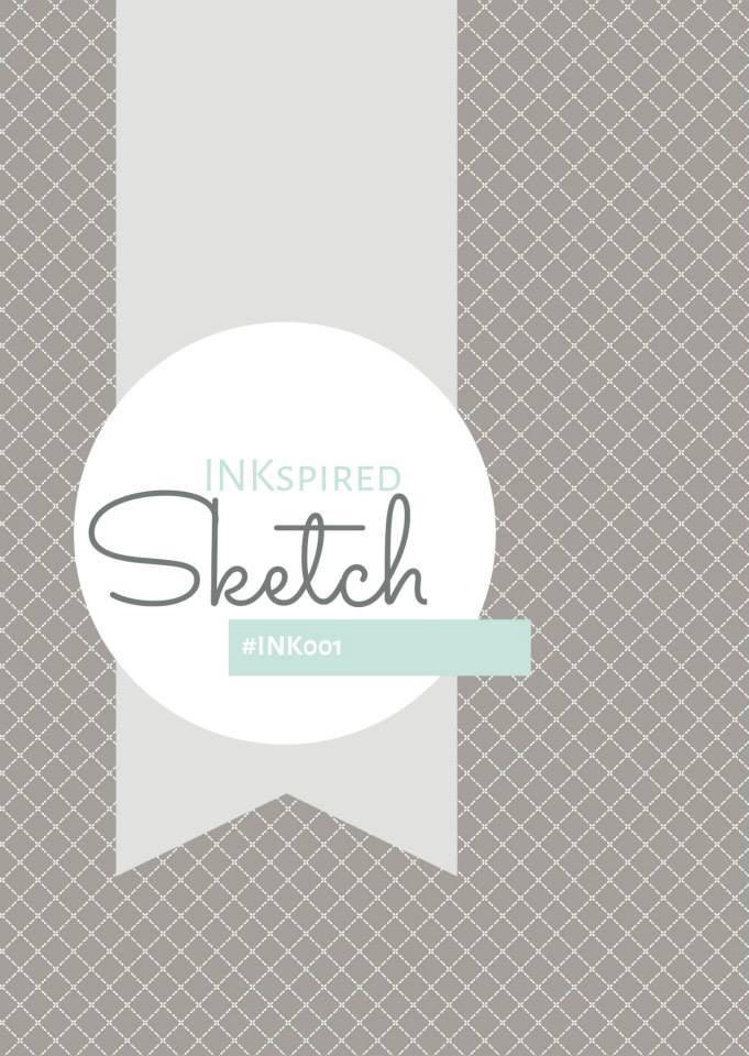 INKspired Sketch Blog Hop 1- Hello Foxy (1/6)
