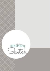 INKspired Sketch 7 | Sunday 14th December | #INK007