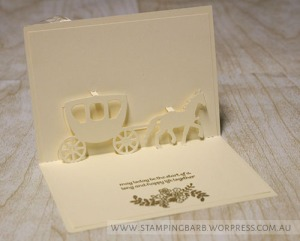 Barbara Williams | For the New Two | Stampin' Up!