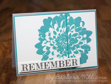 Barbara Williams | Stampin UP | Sydney |Definitely Dahlia | Word of Truth