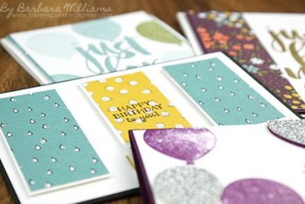 By Barbara Williams | Stampin' Up! Sale-a-Bration Ends March 31