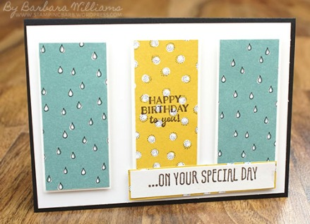 By Barbara Williams | Stampin' Up! Sale-a-Bration
