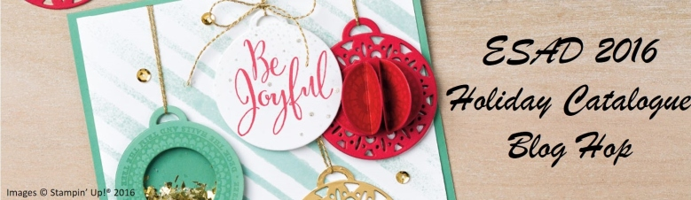 ESAD 2016 Holiday Catalogue Blog Hop Header