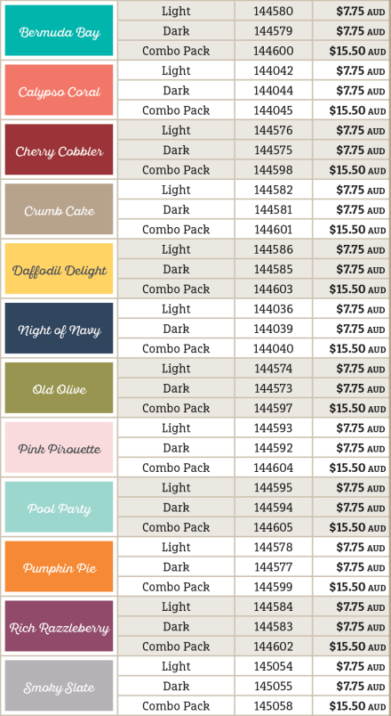 Newly released high-quality, alcohol-based, dual-tip markers come in 12 exclusive Stampin_ Up_ colours