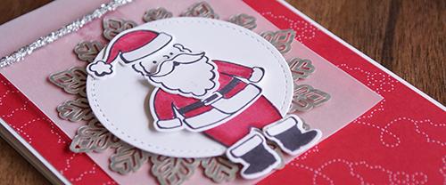 Santa's Suit Photopolymer Bundle