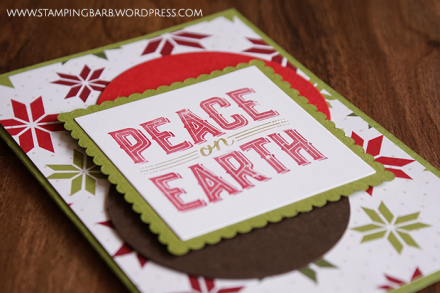 By Barbara Williams | Carols Of Christmas Bundle from Stampin' Up!