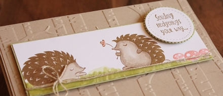 Hedgehugs Stamp Set from Stampin' Up!